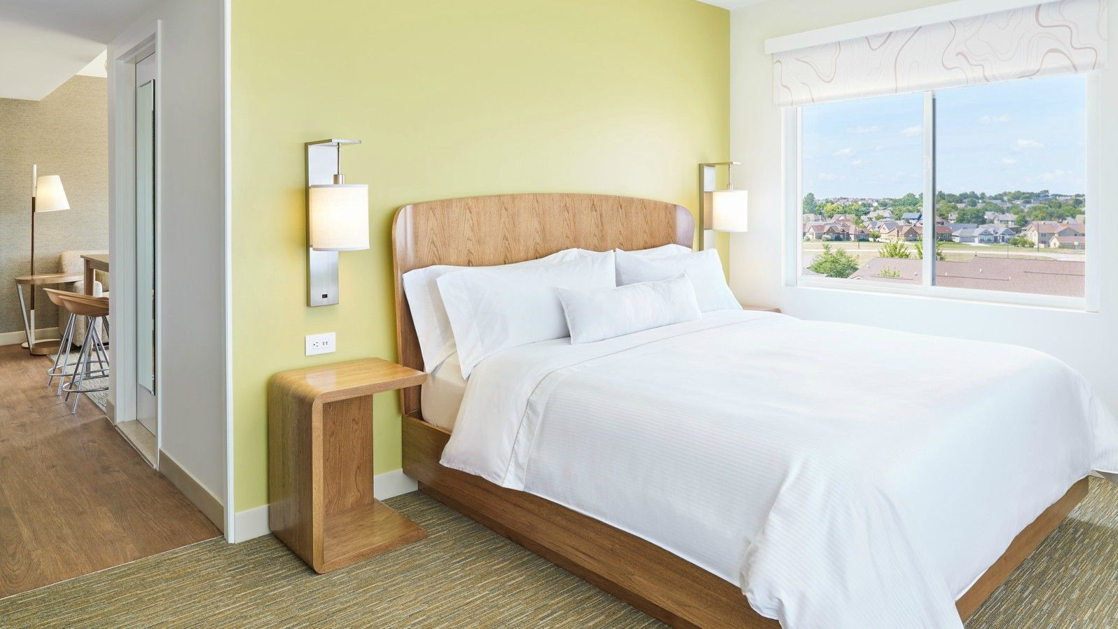 Des Moines Meetings - Guest Room