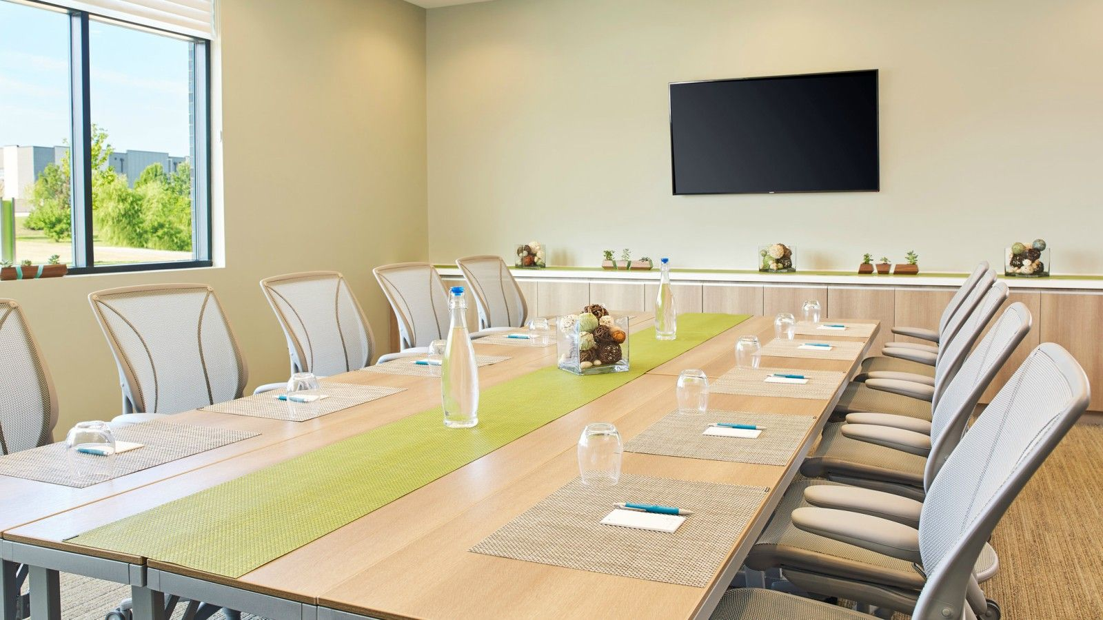 Des Moines Meetings - Boardroom